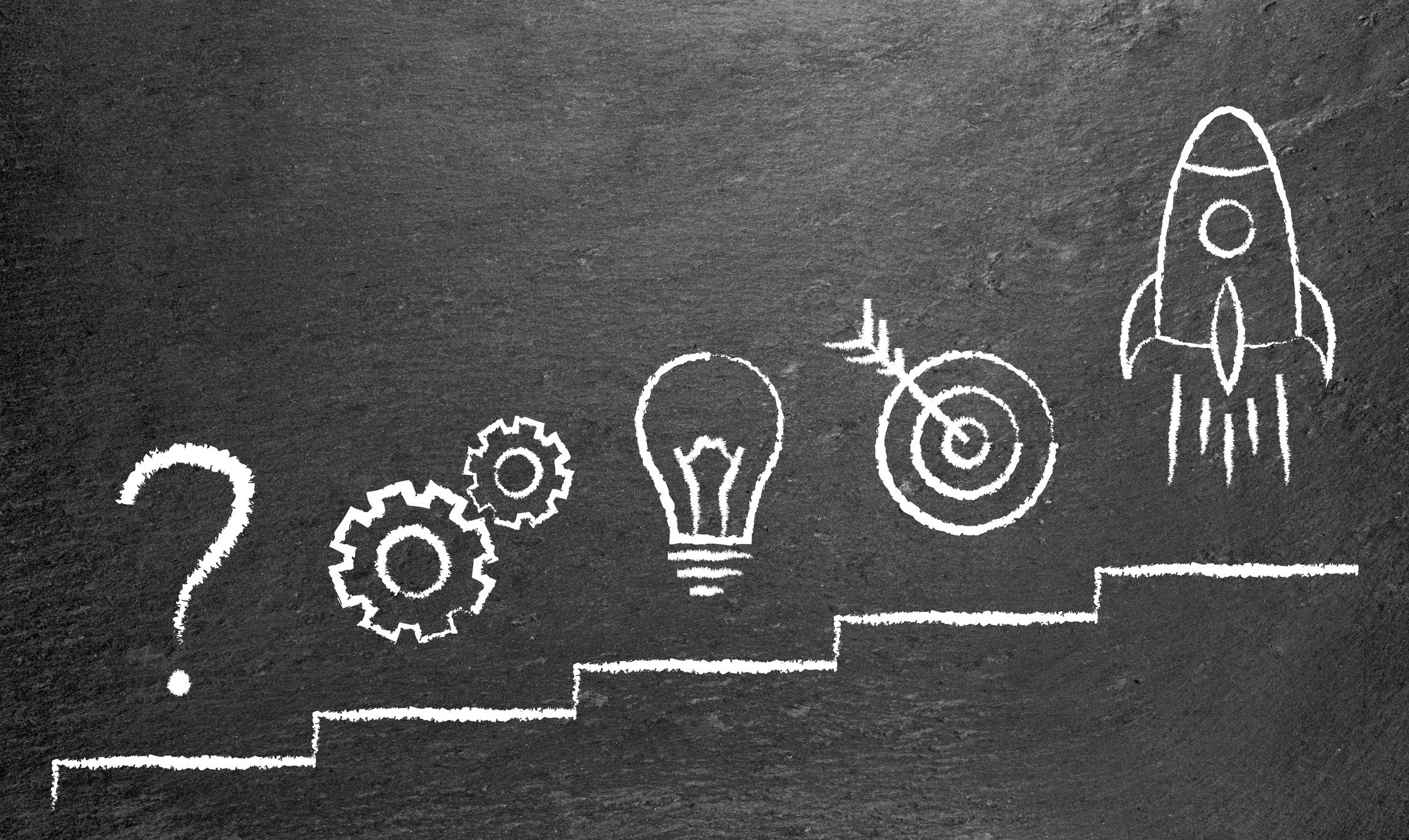 Waarom tech start-ups zo veel waard zijn.